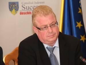 Vicepreşedintele Consiliului Judeţean Alexandru Rădulescu