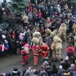 Sucevenii au admirat peste 1.500 de urători, la Festivalul de datini şi obiceiuri de Anul Nou
