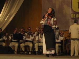 Sofia Vicoveanca va cânta chiar la miezul nopţii