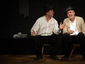 Marcel Iureş şi George Mihăiţă, pe scena suceveană