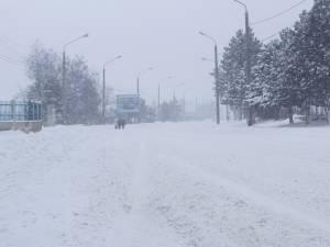 Izolat temperatura ar putea scădea şi sub -24 de grade Celsius