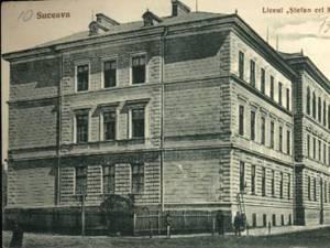 Liceul Ştefan cel Mare în anul 1926