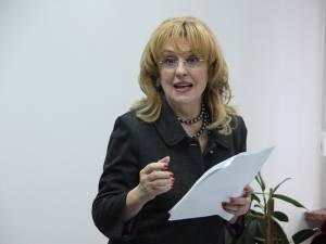 Deputatul PNL de Suceava Sanda-Maria Ardeleanu