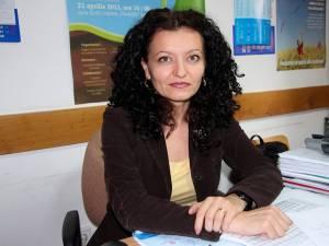 Insp. Mariana Drumea - purtător de cuvânt al Inspectoratului Şcolar Suceava