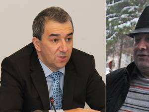 Cele două fapte de abuz în serviciu pentru care ar fi suspect prefectul Florin Sinescu au legătură cu Săvel Botezatu, primarul suspendat al comunei Udeşti