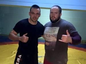 Sebastian Ciobanu şi Ghiţă Ignat se antrenează deja împreună