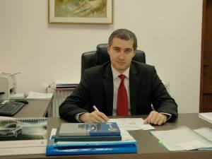 Dan Ionuţ Adomniţei, directorul executiv al Direcţiei de Asistenţă Socială şi Protecţia Copilului (DGASPC) Suceava
