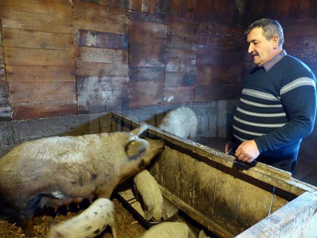Ioan Buzduga vizează să răspândească rasa în Bucovina