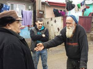 Florin Bucur, consilier la primărie pentru romi, Marius şi Toader Hagiu