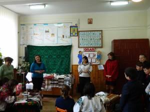 Proiect Şcoala Gimnazială Todireşti