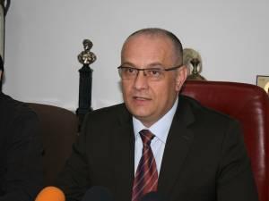 Copreşedintele Organizaţiei Judeţene Suceava a PNL deputatul Alexandru Băişanu