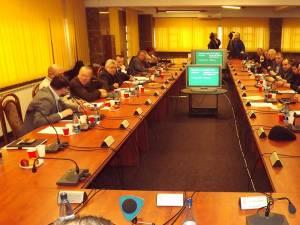 La viitoarea şedinţă de Consiliu Local, consilierii vor fi poziţionaţi după culoarea politică