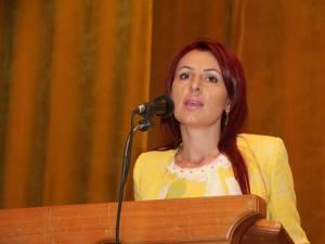 """Steliana Vasilica Miron: """"Sunt alături de minerii de la Crucea şi sprijin principala lor revendicare de a se respecta Contractul Colectiv de Muncă"""""""