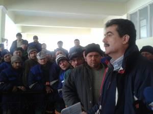 Protestatarii şi ministrul Energiei, Andrei Gerea, au semnat ieri un protocol care prevede rezolvarea multora dintre revendicările minerilor