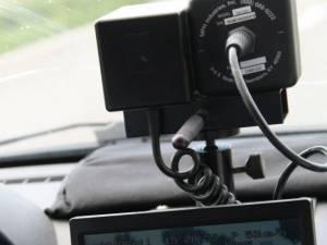 Toate autospecialele cu radar şi camere video au fost scoase în trafic