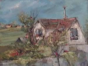 Casa pictorului Gigi Ropciuc