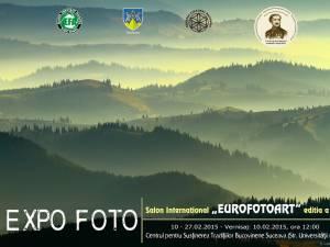 """Salonul Internaţional """"Eurofotoart"""""""