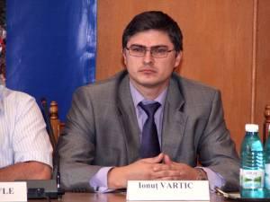 Ionuț Daniel Vartic, inspector-șef antifraudă la Direcția Regională Antifraudă Fiscală Suceava