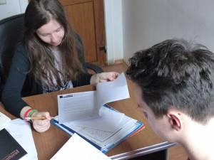 Tudor Laurenţiu Dascălu şi Andreea Cioban lucrează de peste un an la acest proiect