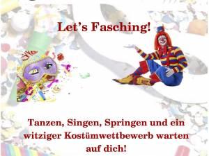 Carnaval, la Biroul Informațional al Regiunii Schwaben