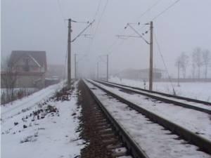 Aproape 80 de amenzi în cadrul unei acţiuni de control la trecerile la nivel cu cale ferată