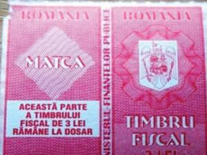 """Timbrele fiscale au devenit o """"marfă"""" foarte greu de găsit. Foto:ziuanews.ro"""