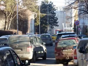 Haosul de pe strada Vasile Bumbac
