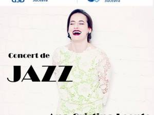 Concert de jazz cu Ana Cristina Leonte Quintet, la USV