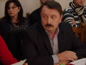 Liderul consilierilor PNL din Consiliul Judeţean Suceava, Vasile Ilie