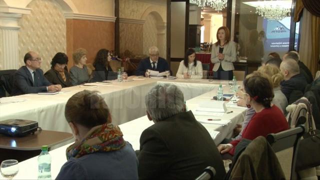 AJOFM Suceava a organizat, ieri, un workshop care a avut ca temă promovarea iniţiativelor locale de combatere a şomajului