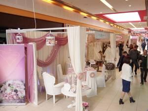 Târgul de nunţi Trend Mariaj, de la Shopping City Suceava, a ajuns la a treia ediţie