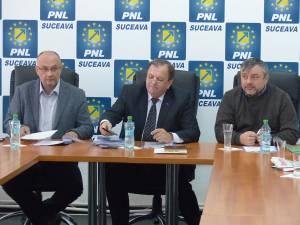 Ieri s-a constituit  conducerea judeţeană a noului PNL Suceava