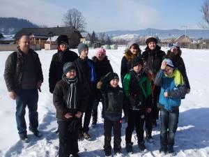 """Tabăra de iarnă """"Just4fun and Snowy"""", ediţia a II-a, la Vatra Dornei"""