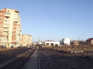 Terenul a fost cumpărat de LIDL din anul 2009