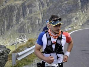 Ioan Alexandru Strugariu va alerga fără oprire pe o distanţă de 181 de km