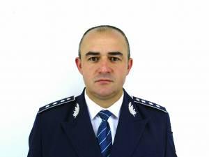 Comisarul-şef Vasile Remus Ceparu a fost împuternicit la comanda Poliţiei municipiului Fălticeni pe o perioadă de şase luni de zile