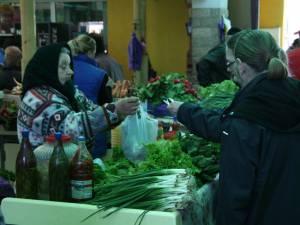 Noi reguli cu privire la comercializarea produselor agricole în pieţele sucevene