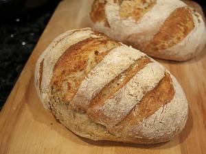 Pâine de casă ca la Valea Dragului