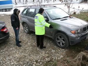 Maşinile ridicate de poliţişti în urma percheziţiilor cu scandal