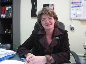 Nicoleta Daneliuc, purtătoarea de cuvânt a DGASPC Suceava