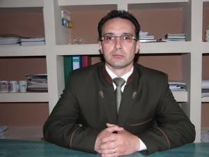 Daniel Coroamă, noul şef al ITRSV Suceava