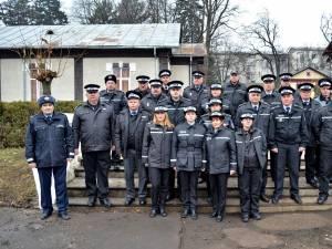 Un nou curs pentru poliţiştii locali din judeţul Suceava