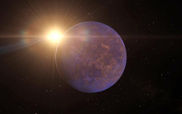 O misterioasă sferă microscopică din metal, conţinând ADN, descoperită în atmosfera înaltă a Terrei