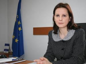 Mihaela Mihai, procurorul-şef al DNA Suceava