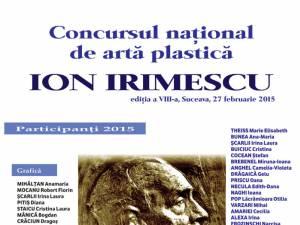 """Vernisajul expoziţiei şi premierea laureaţilor Concursului naţional de artă plastică """"Ion Irimescu"""""""