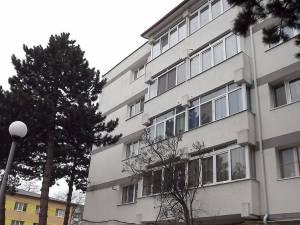 Blocul G23, de pe strada Zorilor, primul imobil cu contorizare individuala din Suceava
