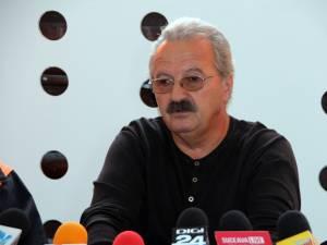 Dr. Daniel Martiniuc, șeful SAJ Suceava