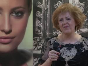 Angela Zarojanu - iniţiatoarea evenimentului