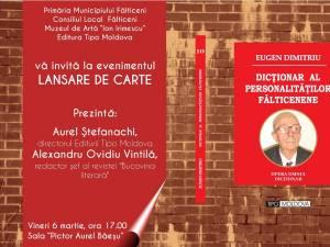 """Lansare de carte, la Muzeul de Artă """"Ion Irimescu"""""""