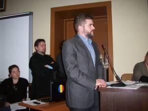 Valeriu Gavrilovici, preşedintele APOR Suceava